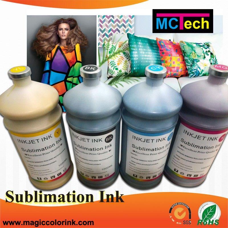 Inkjet Ink Desktop Printer Ink Dye Sublimation Ink for