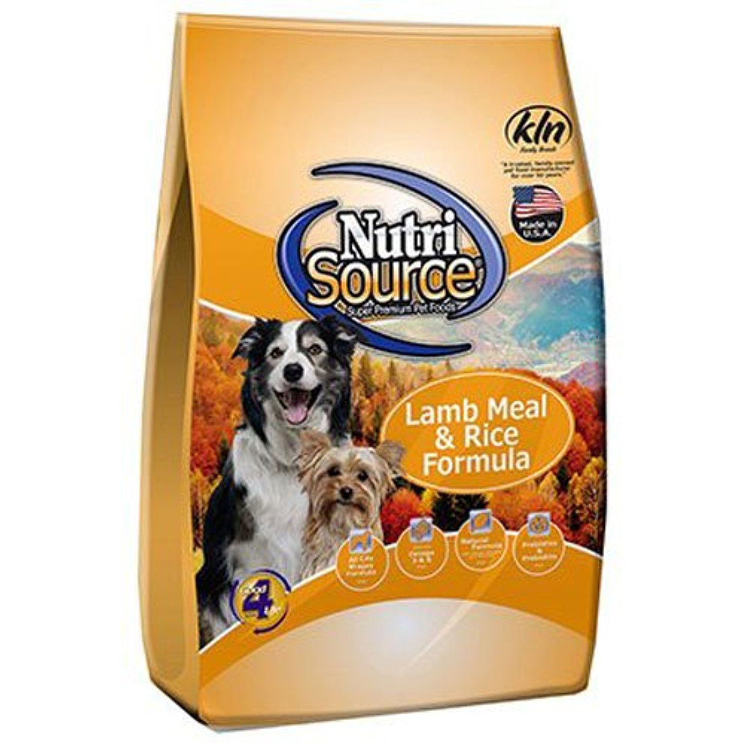 Tuffy S Pet Food 131121 Nutrisource Lamb Rice Dry Foods For Dogs