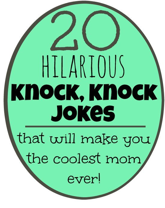 printable knock knock jokes for kids Reading Writing Readiness