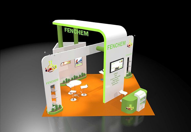 our amazing portfolio includes budget friendly trade show booth designs - Booth Design Ideas