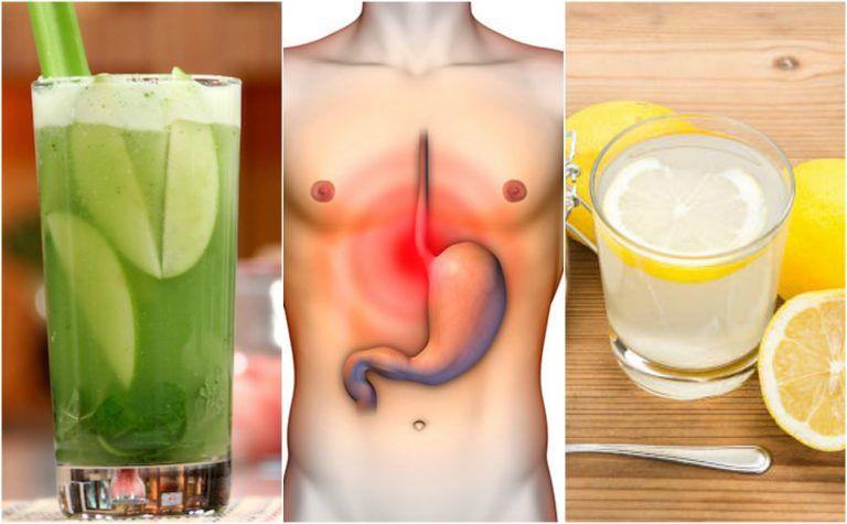 Perdida de peso por candidiasis estomacalo