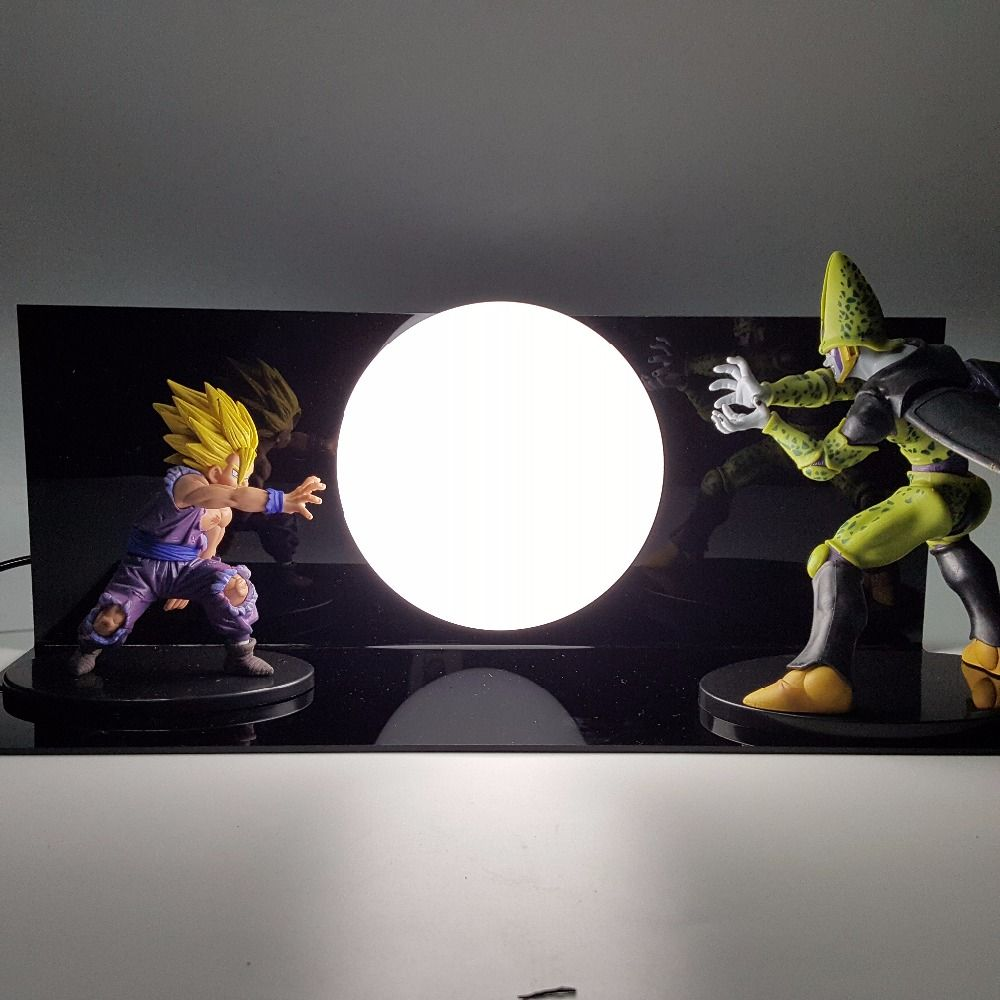 Lights & Lighting Led Night Lights Dragon Ball Z Vegeta Set Led Night Lights Super Saiyan Diy Anime Dragon Ball Super Dbz Led Table Lamp Llampara Led