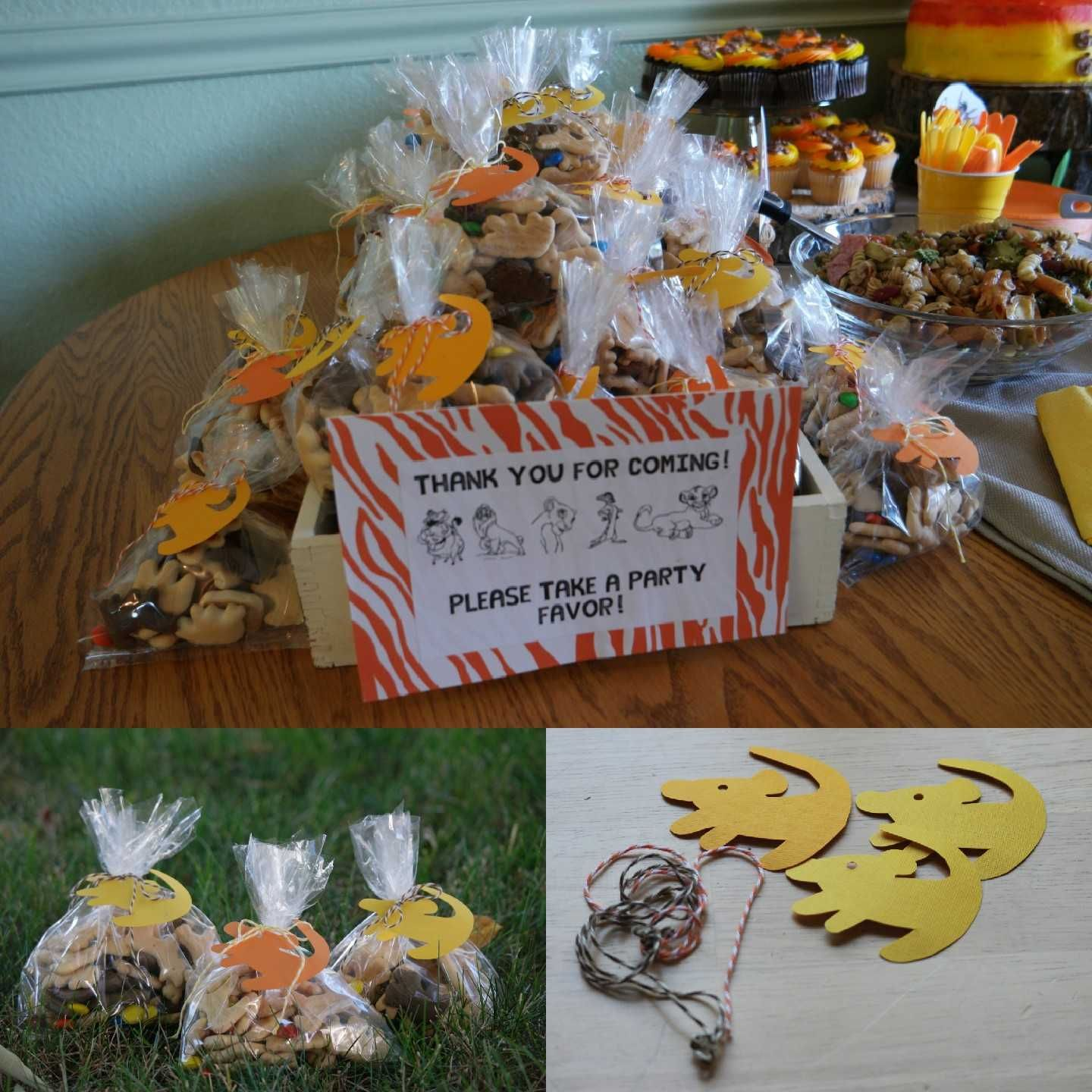 How To Throw An Amazing Lion King Party! The DIY Way
