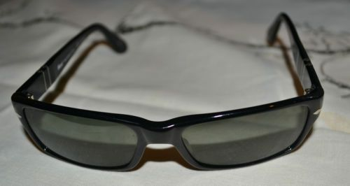 0111bde277 PERSOL 2747-S BLACK POLARIZED SUNGLASSES