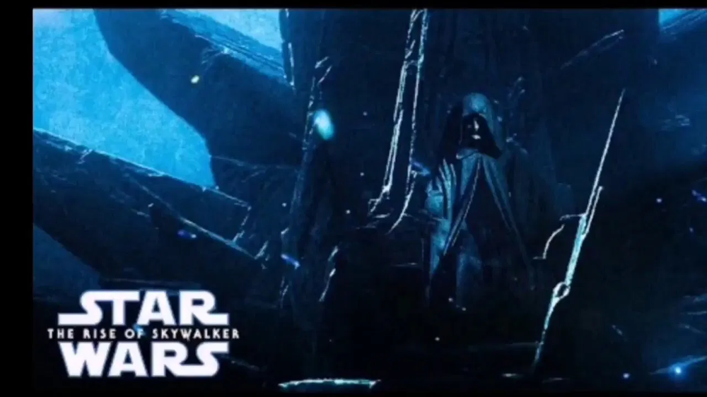 Emperor Star Wars The Rise Of Skywalker New Trailer See