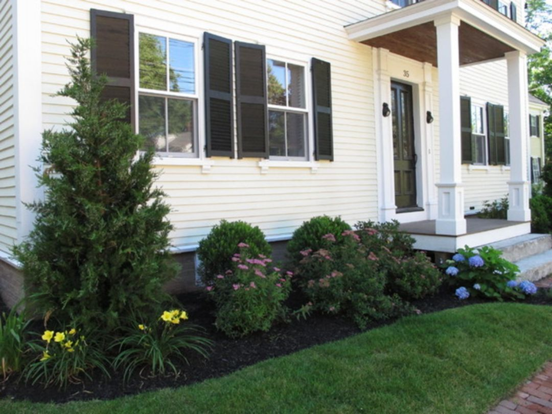 Simple Landscaping Design Ideas for Backyard | Traditional ...
