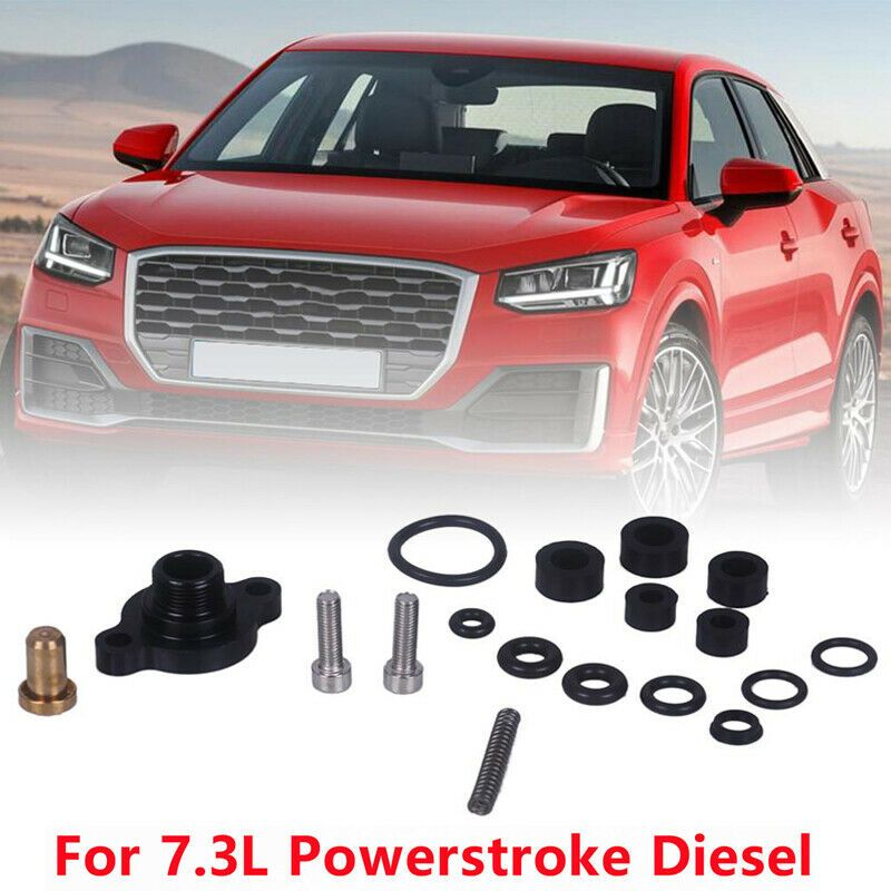 Fuel Pressure Regulator Spring/&Seal Kit For 99-03 Ford 7.3L Powerstroke Diesel