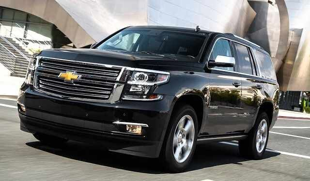 2017 Chevrolet Tahoe Release Date Interior Colors Price Seating
