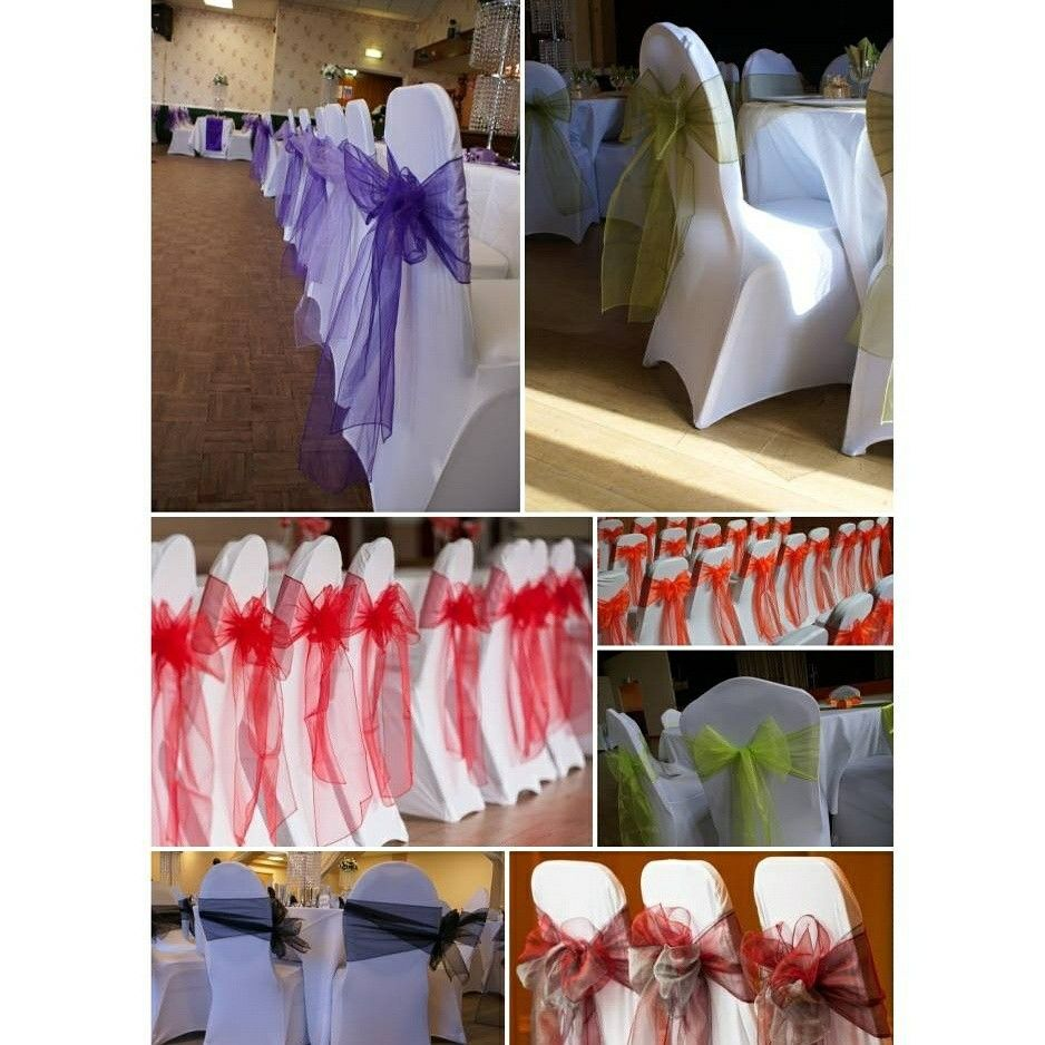 60p Chair cover & sash hire (colour of your choice - DIY option) Special Limited Offer - Book Now! Minimum order quantity 100 Facebook:Insight Move Tel: +44 (0) 1933 673 587 & 079 045 866 37 Instagram: /insightmove_group Twitter: @InsightMove Website: www.insightmove.co.uk