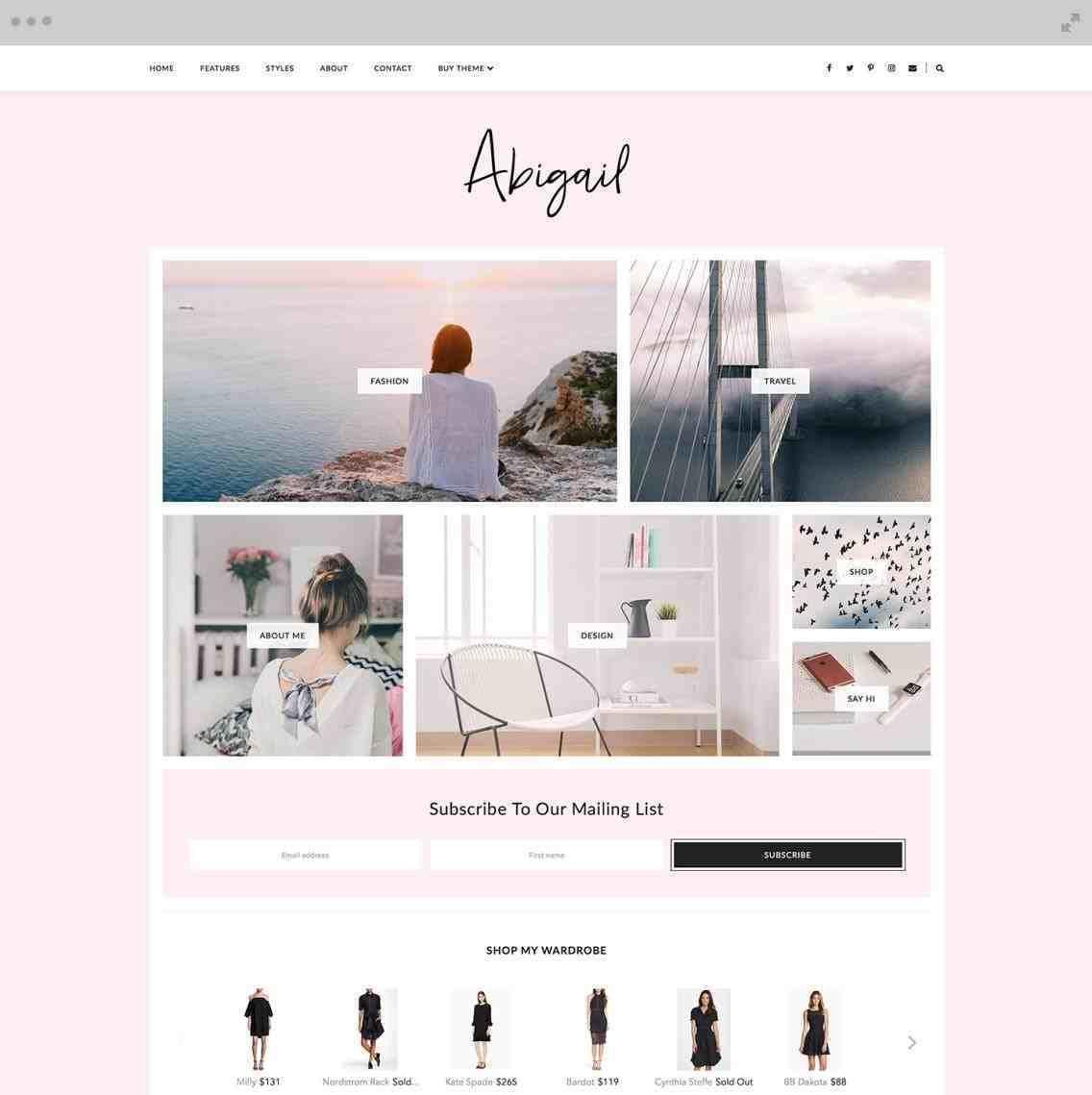 Create Your Own Blog Design Georgia Blogger Templates Psd Themes Free Logo Magazine Template Wordpress