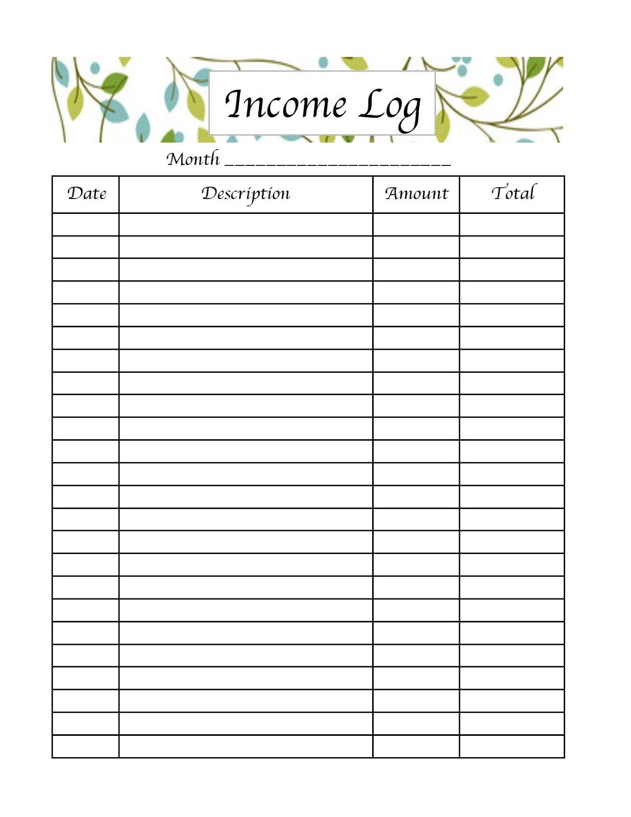 All I Wanted Was An Income Log My Husband And I Have An