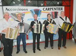 accordéoniste de  Givet