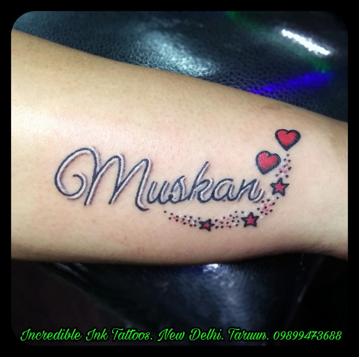 Muskan Name Tattoo Muskan Name Tattoo Call Whatsapp 09899473688 Name Tattoos Name Tattoo Tattoos
