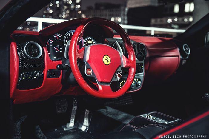 Rowen Ferrari F430 Interior With Images Ferrari F430 Ferrari