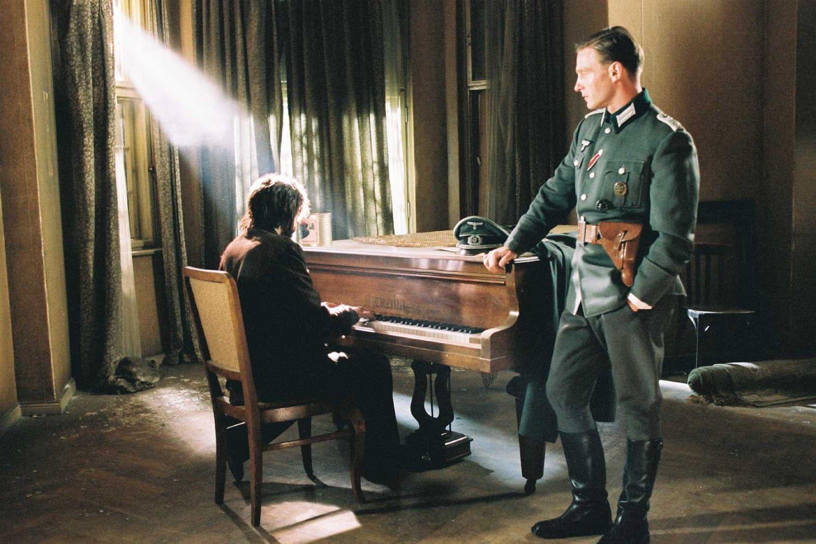 "The Pianist / El Pianista"" Roman Polanski | Peliculas cine, Pianista,  Portadas de películas"