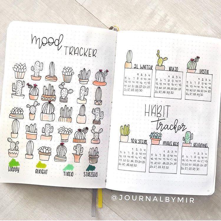 The Journal Life On Instagram Cute Journalbymir Bujo
