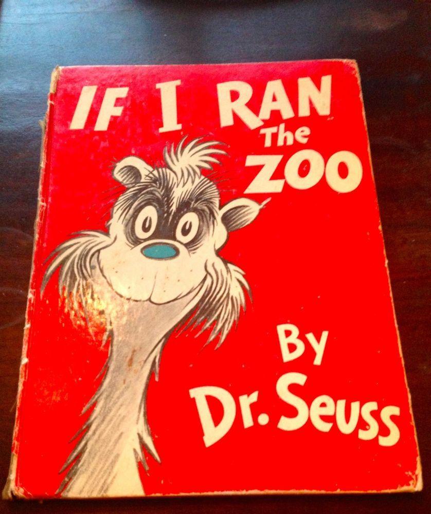 If i ran the zoo dr seuss 1950 shows wear seuss