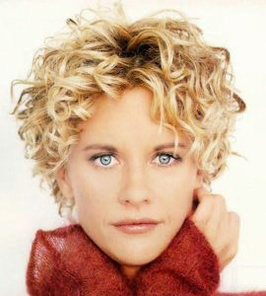 super short curly hair for women | short curly haircuts for older ...