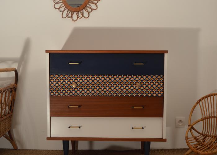 Vente de meubles vintage restaur s mobilier ann es 50 ann es 60 et design scandinave des - Meuble tv annee 50 ...