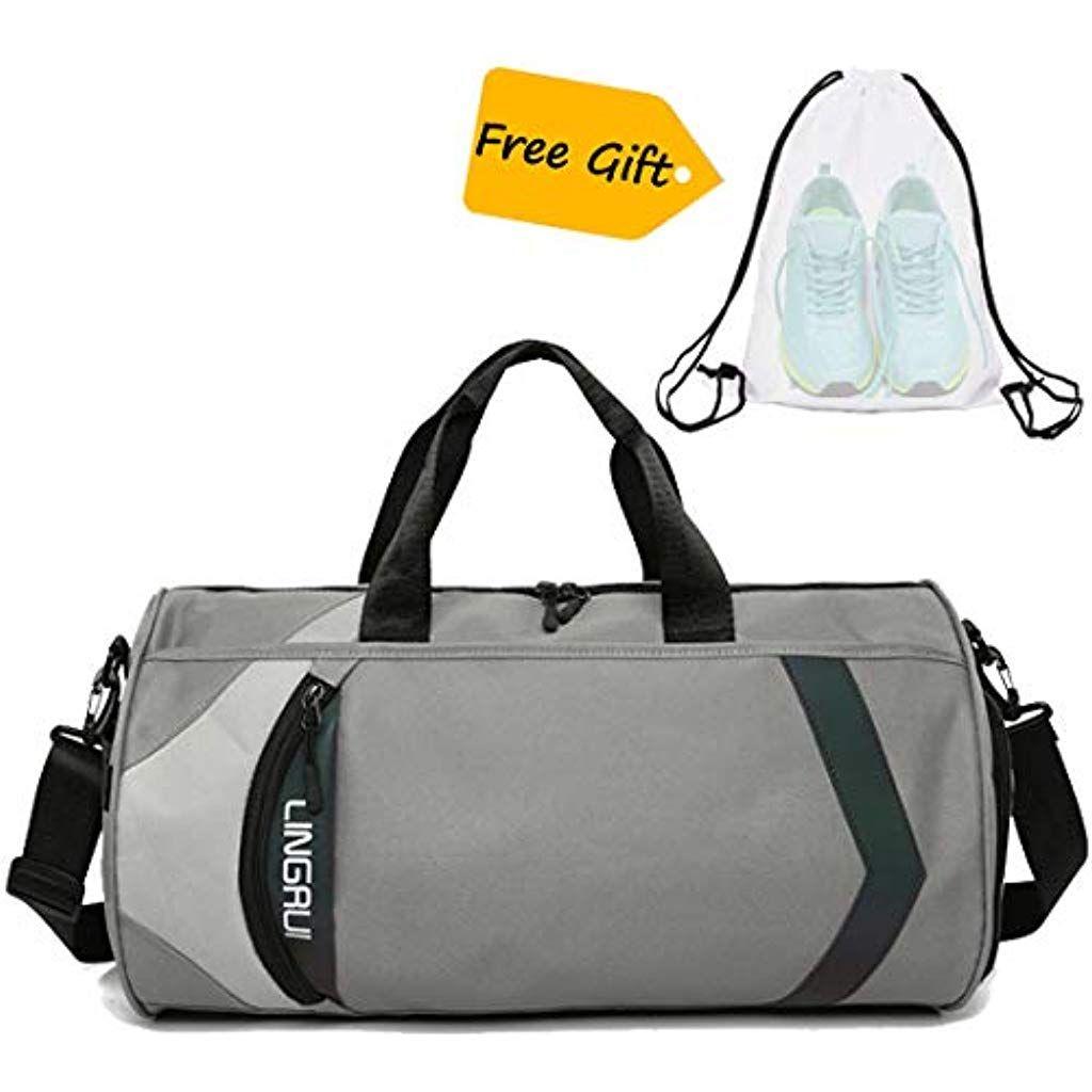 Travel Duffels Cute Unicorn Set Duffle Bag Luggage Sports Gym for Women /& Men