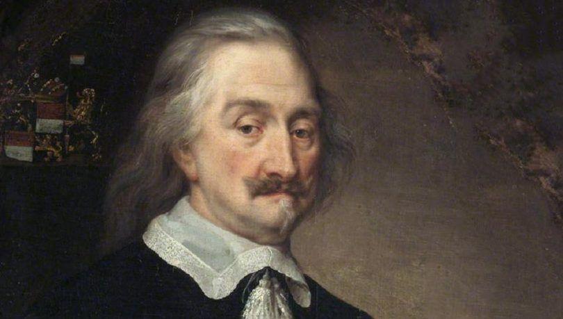 توماس هوبز Thomas Hobbes فيلسوف انجليزي Books Thomas Facts