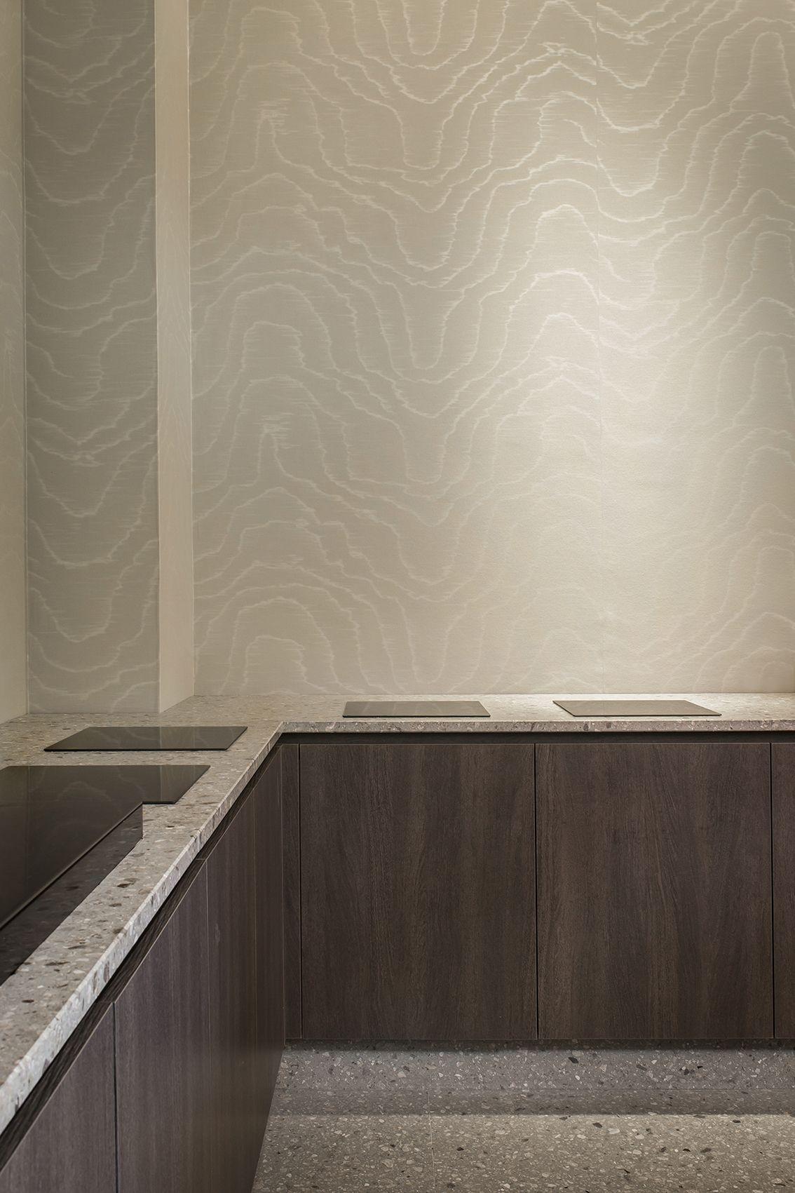 Hotel Ter Hills Ft Aggloceppo Terrazzo Tiles Mademeasure By - Fliesen für restaurant küche