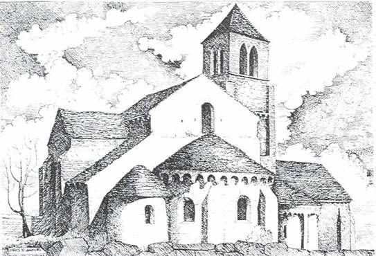Comment Dessiner Une Eglise Facilement Dessin Eglise Dessin Eglise