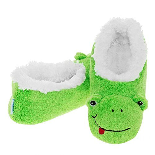 Green Frog Snoozies - Adult Animal So... $13.75