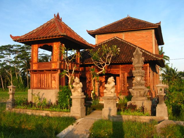 traditional bali houses - google search | houses i love