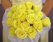 yellow wedding flowers - Google Search