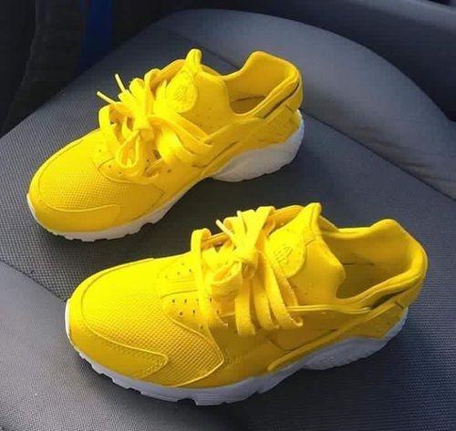 Shoes, Sneakers, Nike air huarache