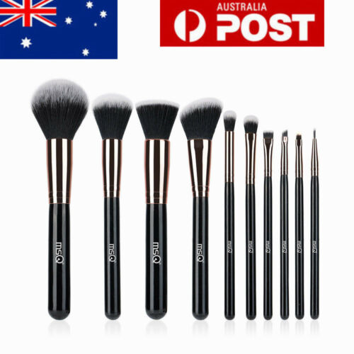 Details about AU 15Pcs Makeup Brush Set Eyeshader Blending
