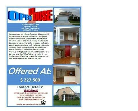 Open House this Sunday from Noon to 3pm  Come and join us