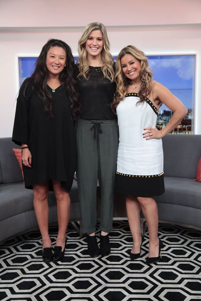 Missed our interview with Genie Bouchard? Catch up on her visit with Lainey and Melissa: http://bit.ly/11iJPTP