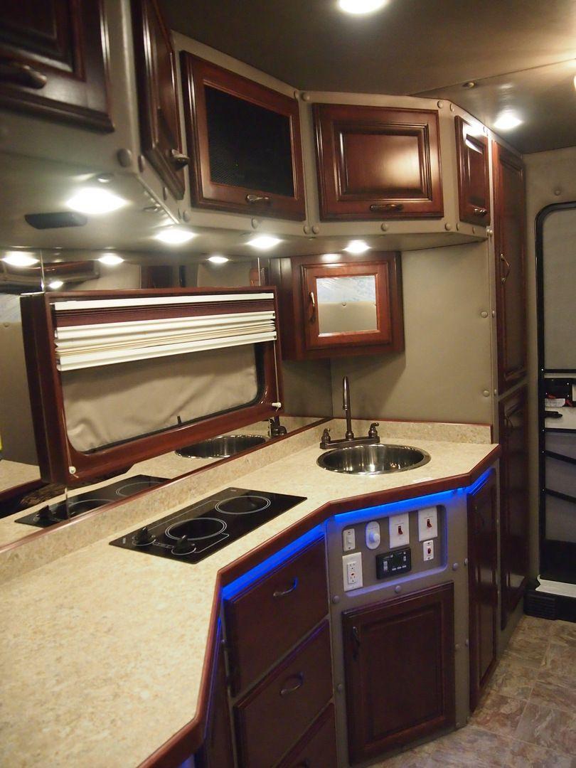 Peterbilt With Legacy Sleeper Big Rig Trucks Truck Interior