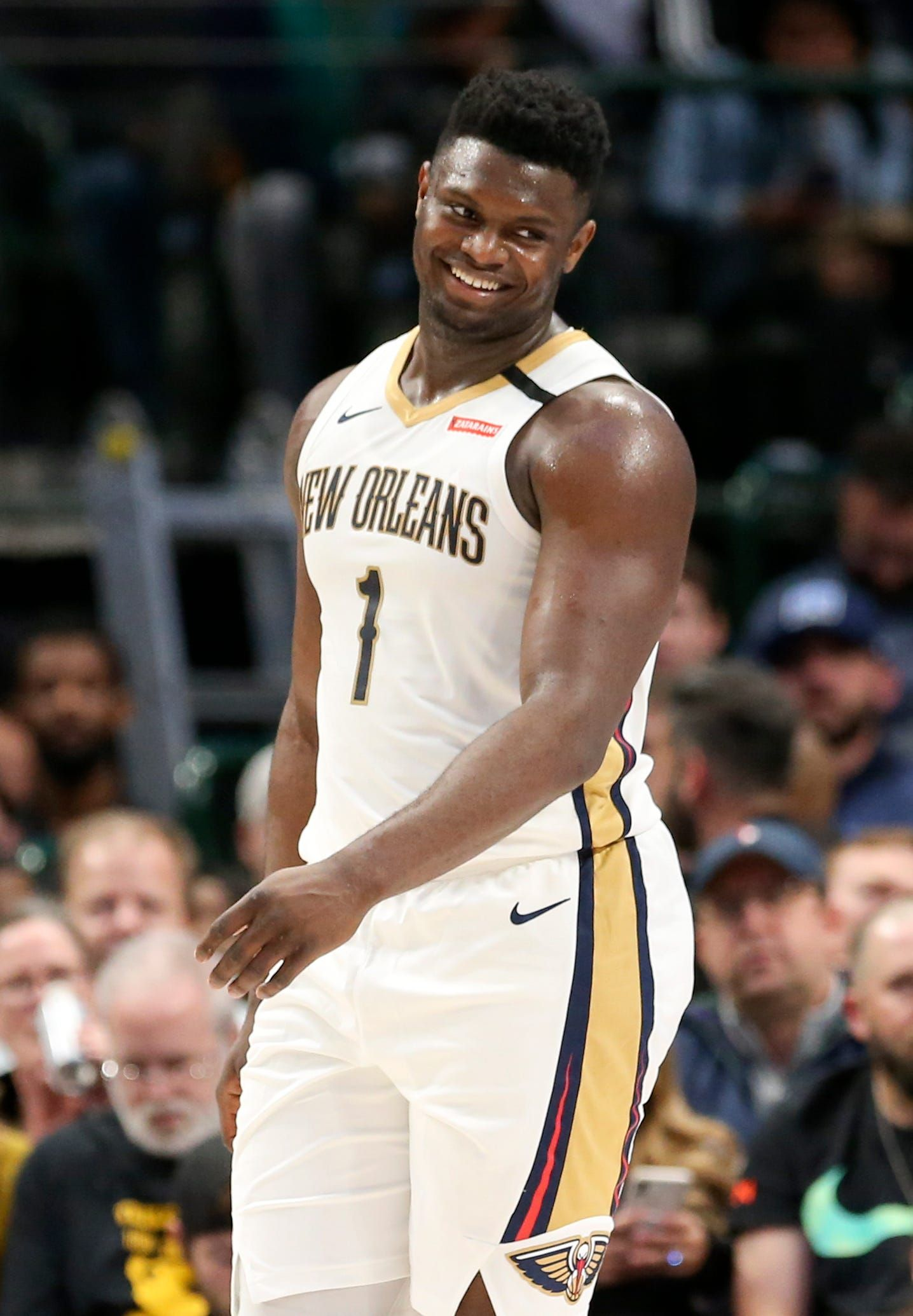 Pelicans' Zion Williamson latest NBA star to donate to