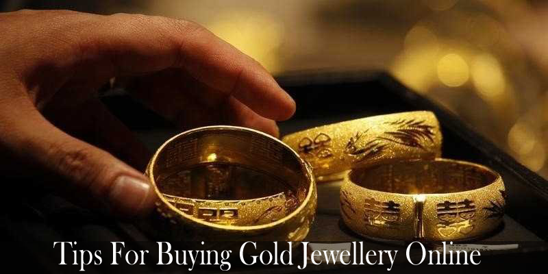 Tips for buying gold jewellery online at styyo jewellery store.