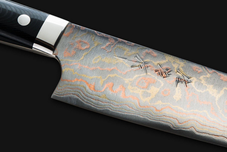world u0027s most beautiful kitchen knife saji by japanesekitchenknife
