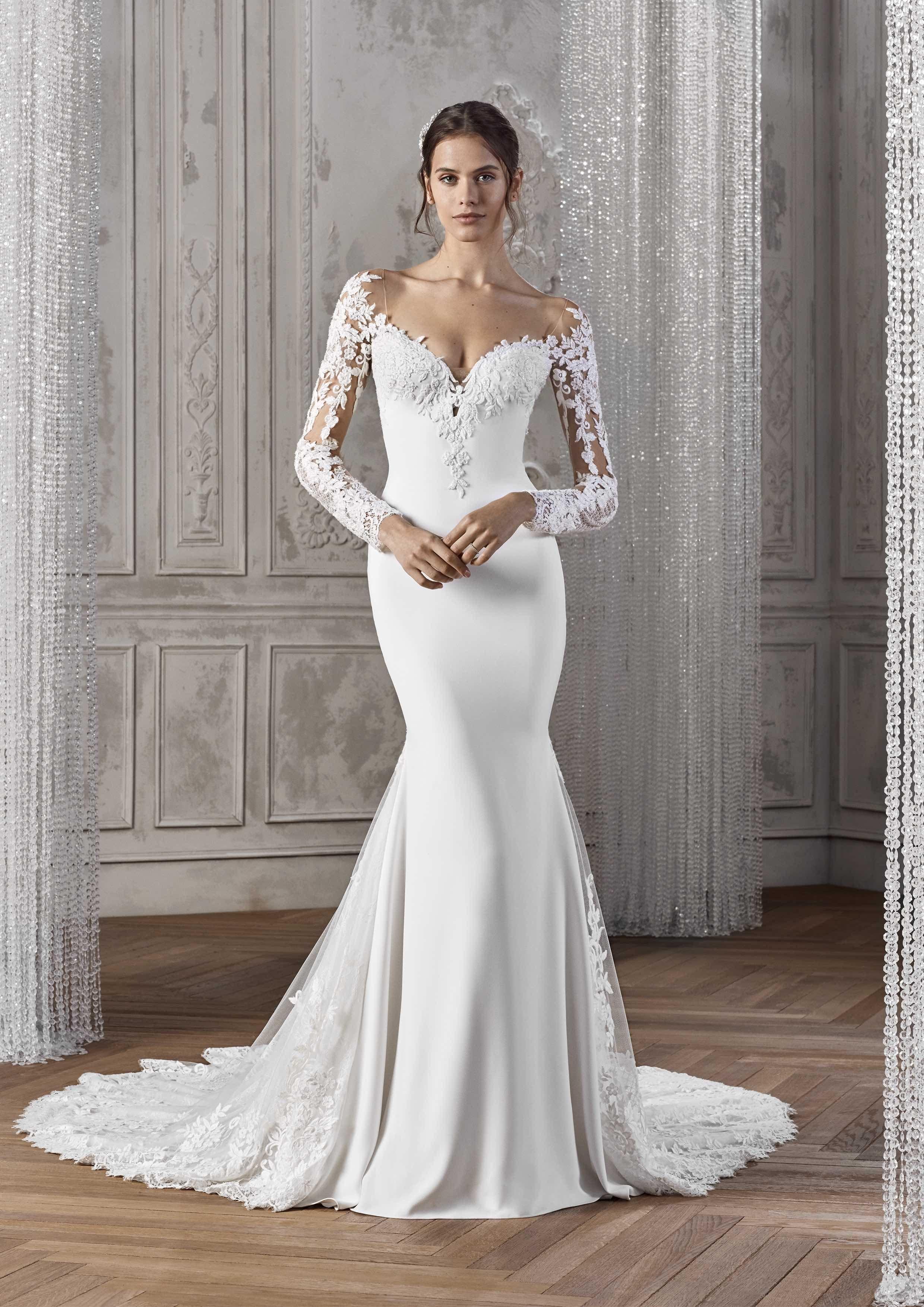 8c60ba6164 KARAH ST PATRICK STUDIO 2019 OFF WHITE WEDDING DRESS LUV BRIDAL AUSTRALIA