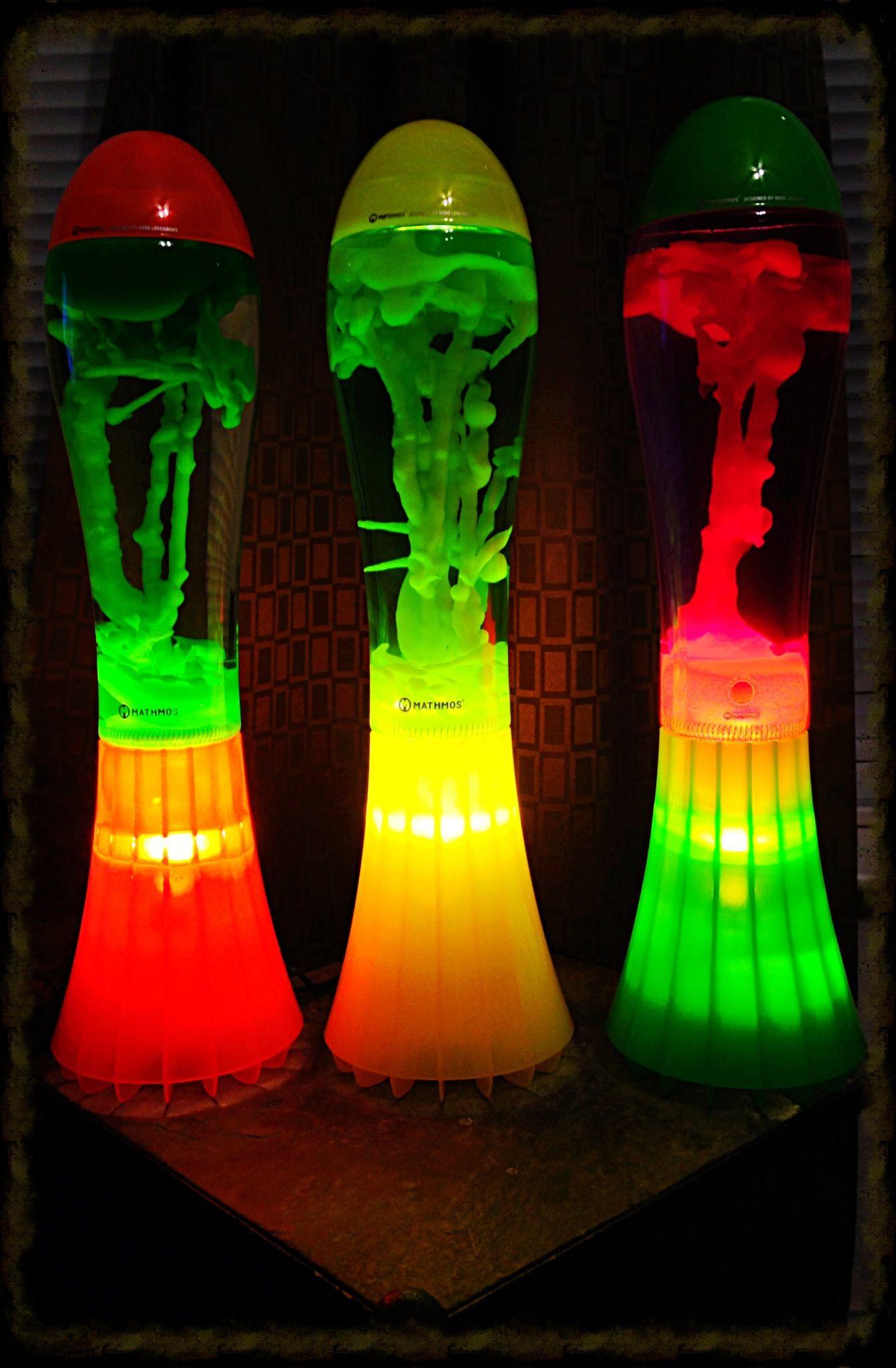 Lava lamp room - Lava Lamps