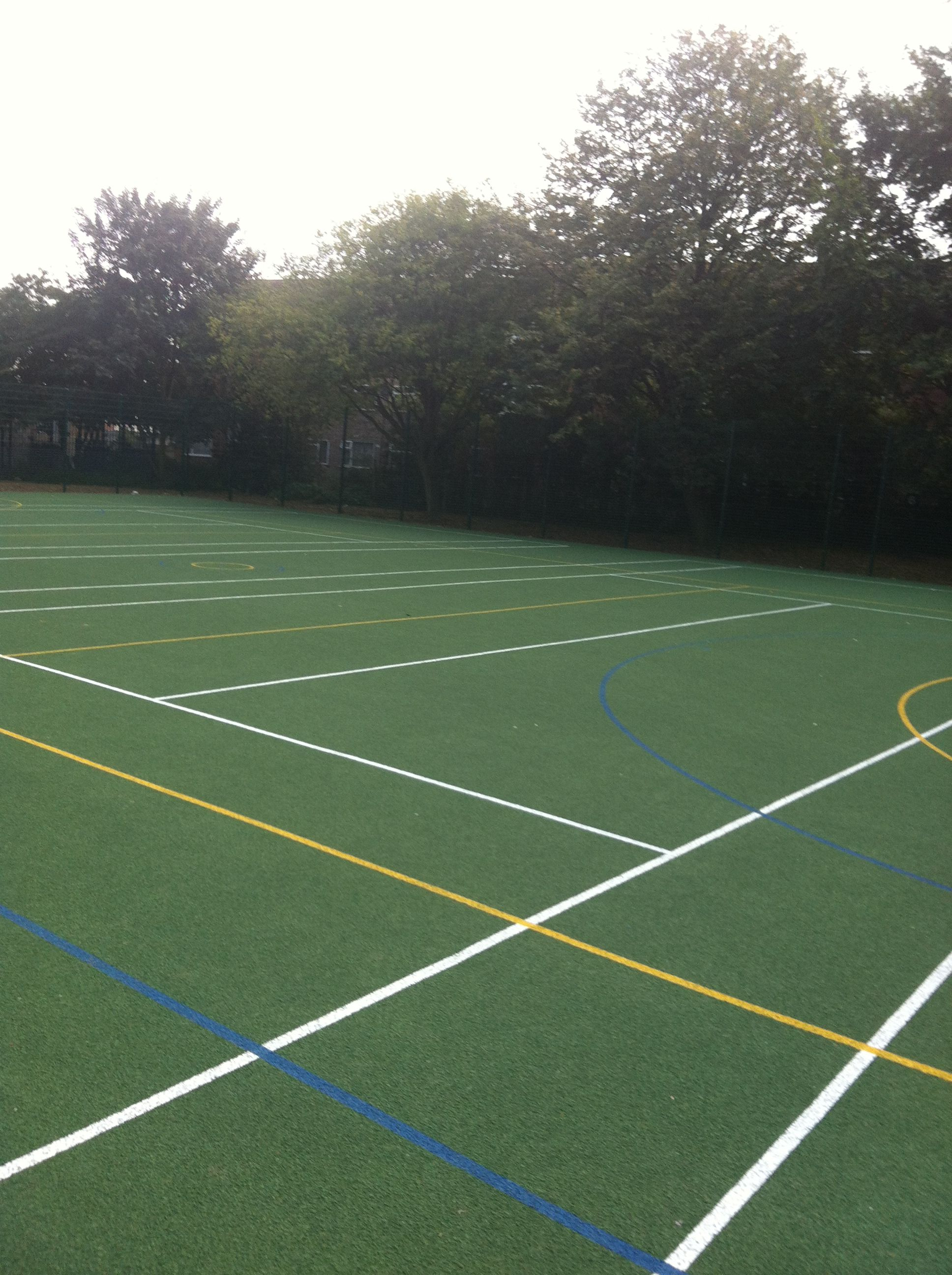 Muga Construction Specifications And Costs Construction Surface Cost