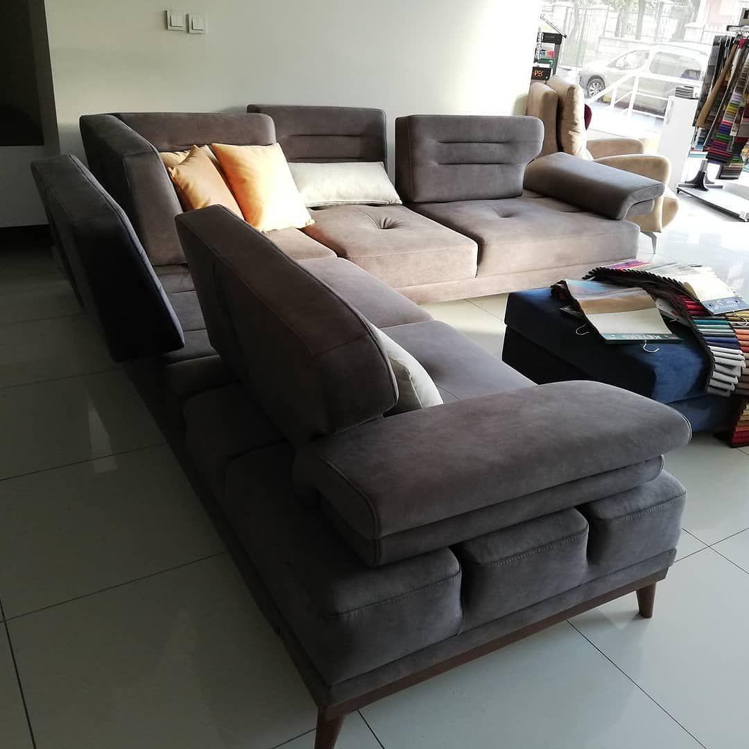 Yatakli Kose Koltuk Takimlari Wwwdeevans Net Kosetakimi Sandelye Moderen Lkoltuk Kanepe Kumas Nubuk Kosekoltuk Modoko In 2020 Furniture Sectional Couch Couch