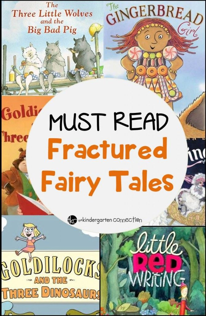 fractured fairy tales the kindergarten connection fairy tales for kids fractured fairy. Black Bedroom Furniture Sets. Home Design Ideas