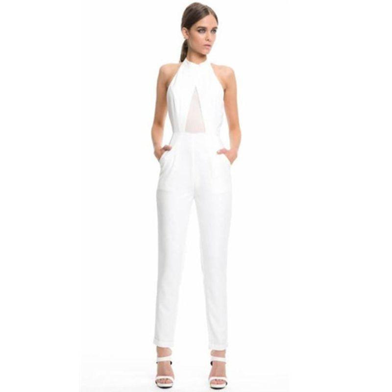 White Jumpsuit For Women