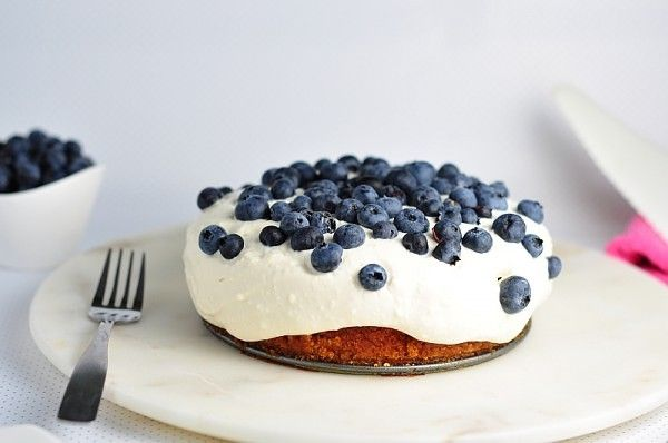 kokosova torta s tvarohovo-vanilkovym kremom