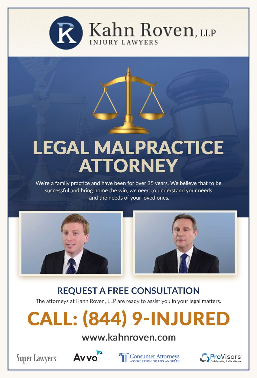 Attorneys, like so many other professionals, are held to a