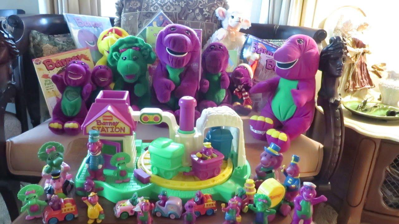 Barney\'s We Wish You A Merry Christmas! 1999, Barney Publishing ...