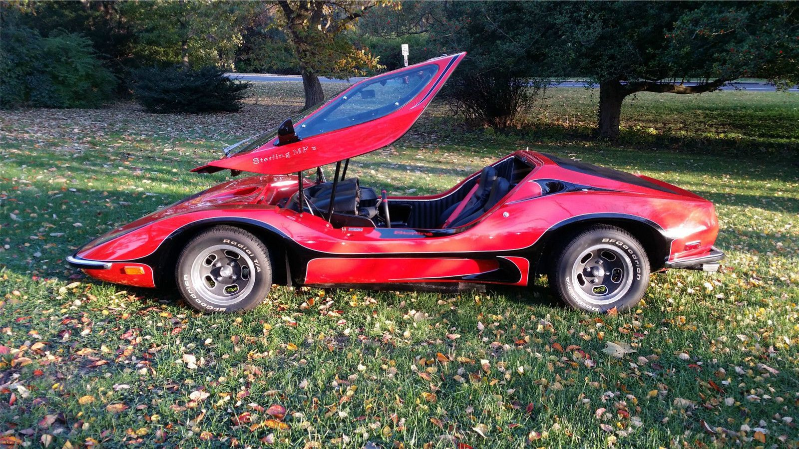 factory built sterling kit car for sale on ebay kit cars. Black Bedroom Furniture Sets. Home Design Ideas