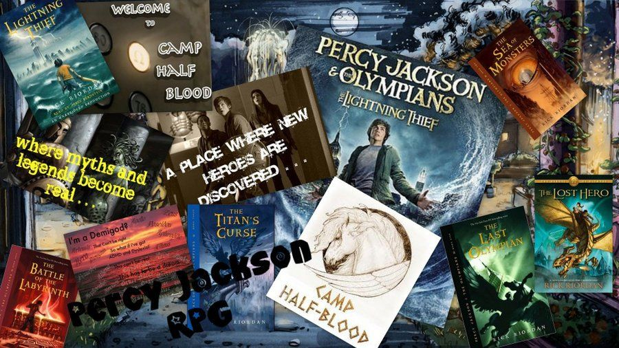 download percy jackson and the lightning thief ebook