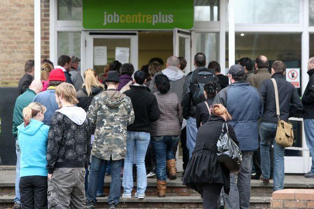 Unemployment on the rise with 21.1% of young people now out of work, Office for National Statistics figures reveal - Mirror Online